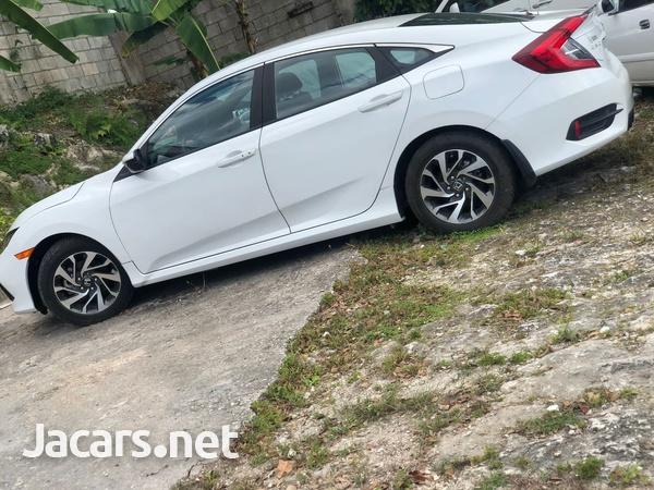 Honda Civic 2,5L 2019-2