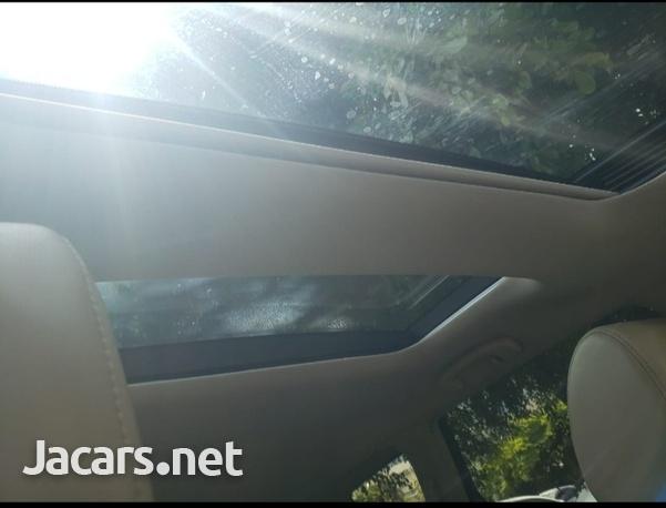Nissan Murano 2,4L 2013-12