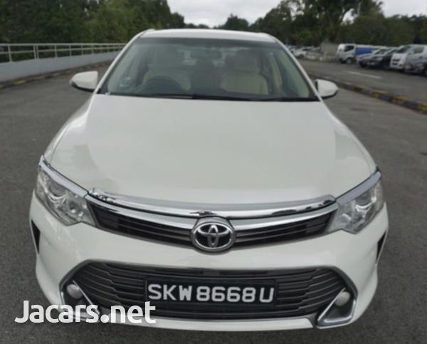 Toyota Camry 2,5L 2016-2