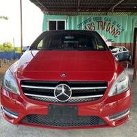 Mercedes-Benz B-Class 2,0L 2013