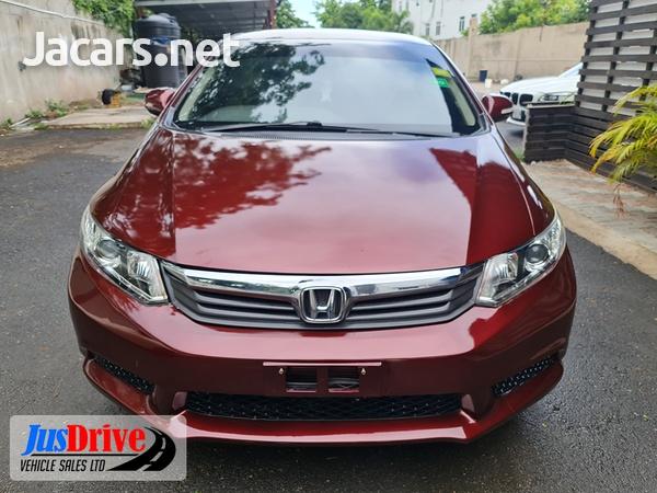 Honda Civic 1,6L 2012-2