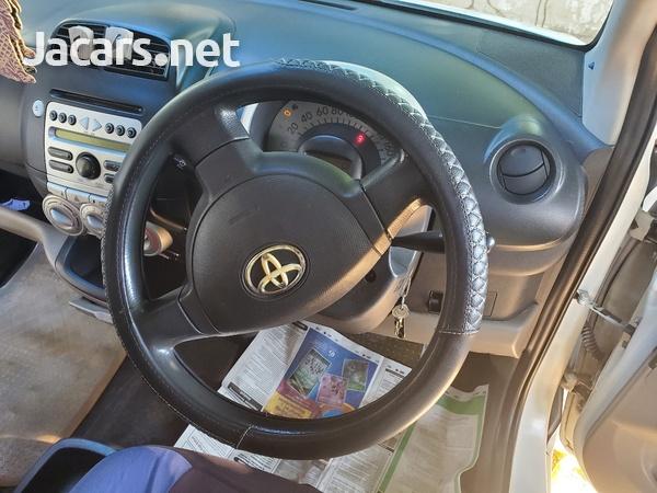 Toyota Passo 1,3L 2005-5