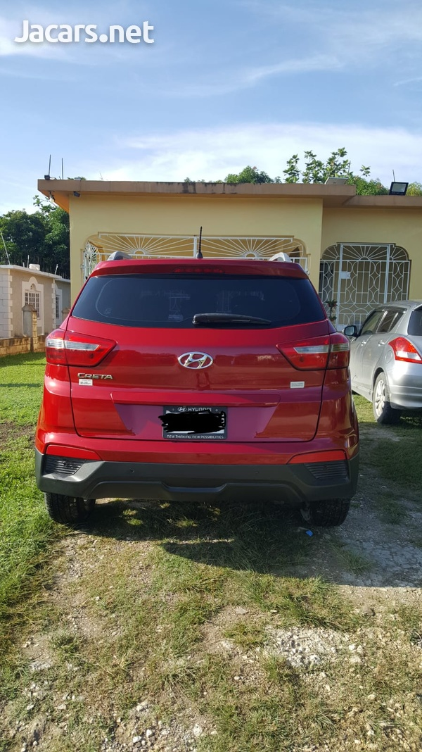 Hyundai Creta 1,6L 2016-4