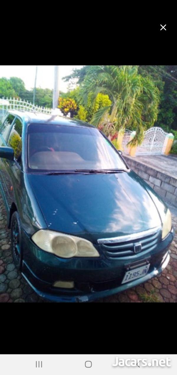 Honda Odyssey 2,5L 2002-2