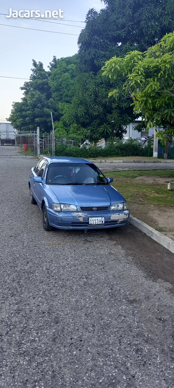 Toyota Tercel 1,1L 1998-3