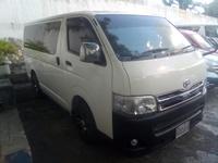 Toyota Regius Ace 2011
