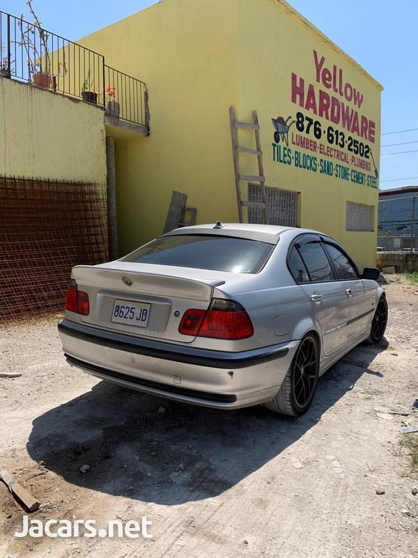 BMW 3-Series 2,5L 2000-6