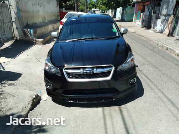 Subaru Impreza 2,0L 2014-3