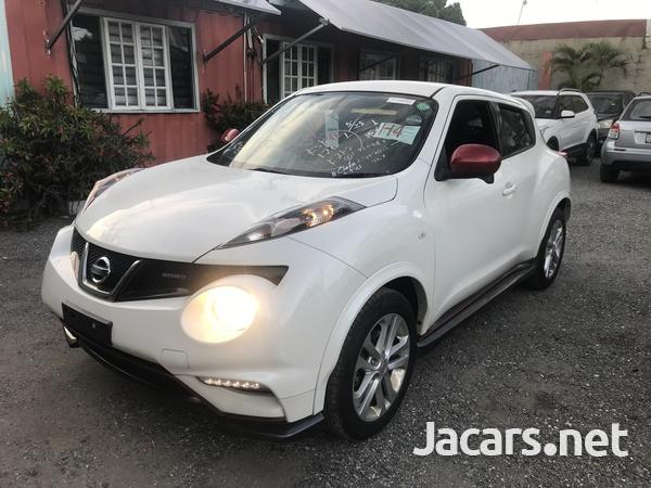 Nissan Juke 1,6L 2013-3