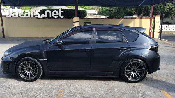 Subaru WRX STI 2,0L 2011-4