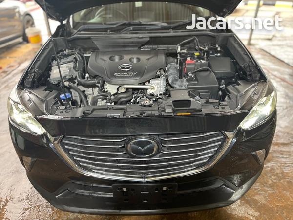 Mazda CX-3 1,5L 2015-12