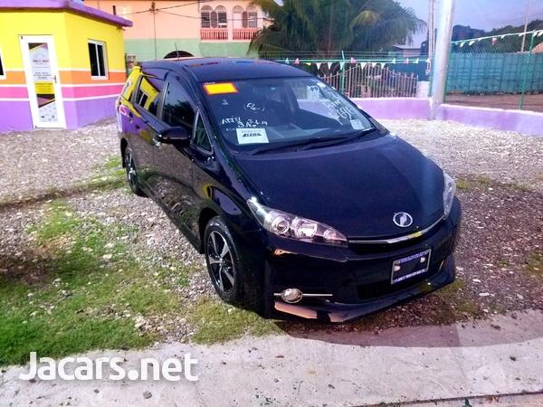 Toyota Wish 1,8L 2013-6