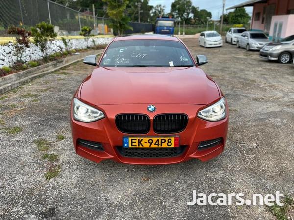 BMW 1-Series 3,5L 2013-5
