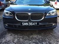 BMW 7-Series 1,9L 2011