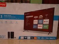 tcl ultra hd 4k smart tv
