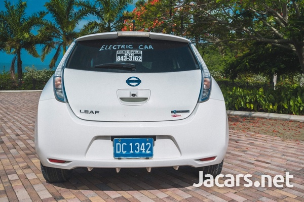Nissan Leaf Electric 2014-3