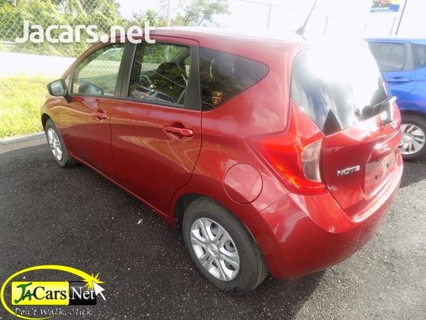 Nissan Note 2,0L 2015-5