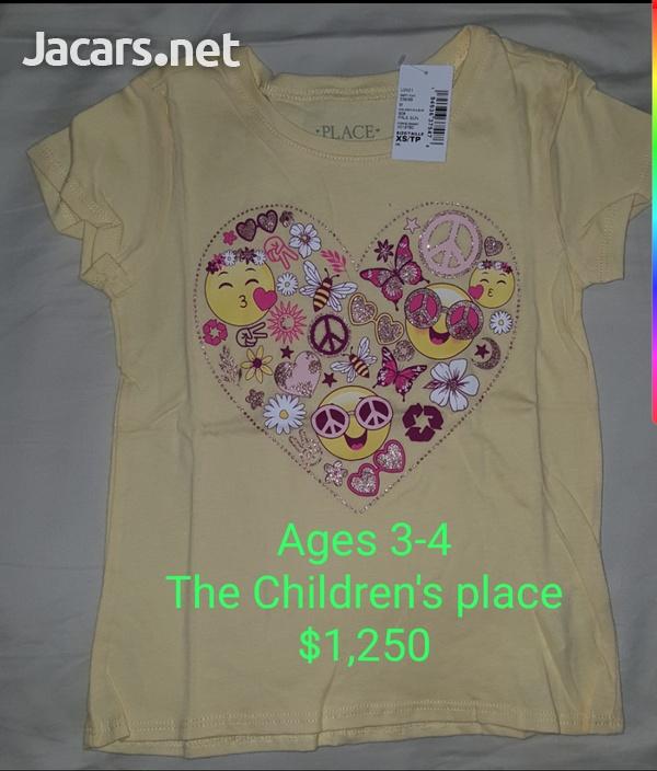 Brand new kids T-shirts-5