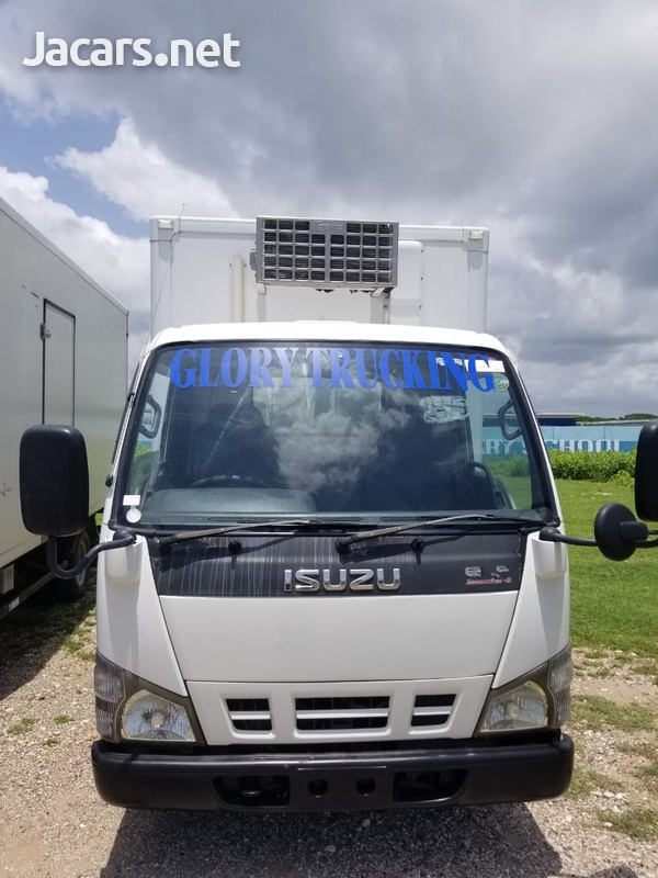 2006 Isuzu Freezer Truck-1