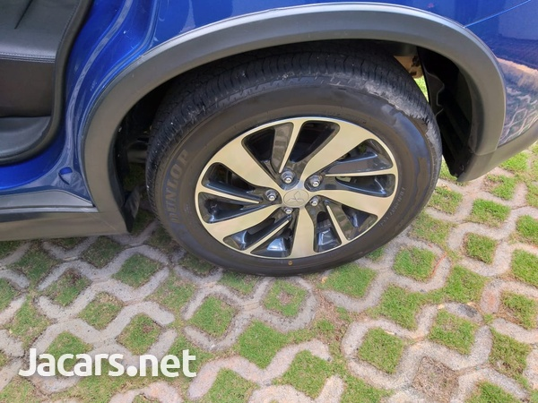 Mitsubishi ASX 2,0L 2017-4