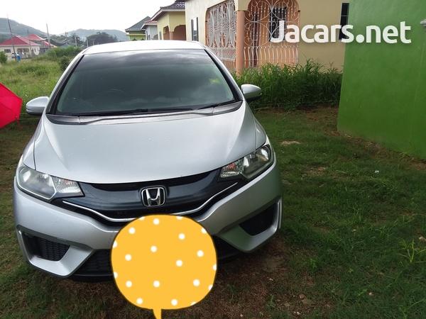 Honda Fit 1,3L 2015-1