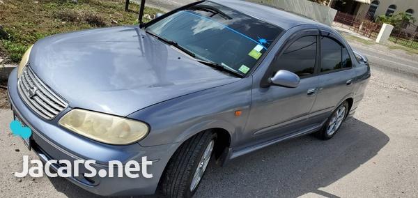 Nissan Sunny 1,6L 2006-11