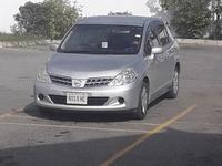 Nissan Tiida 5,0L 2011