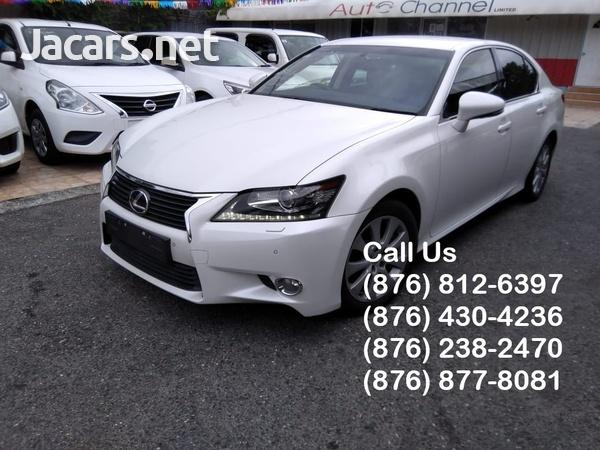Lexus GS 2,0L 2015-1