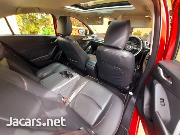 Mazda 3 1,5L 2017-11