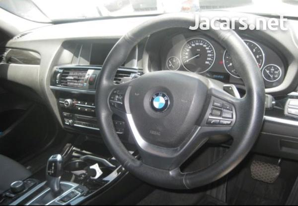 BMW X3 2,0L 2017-3