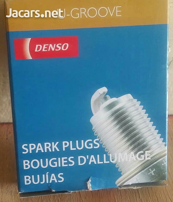 Spark plugs double tip