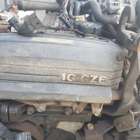 1G-GZE ENGINE & TRANSMISSION