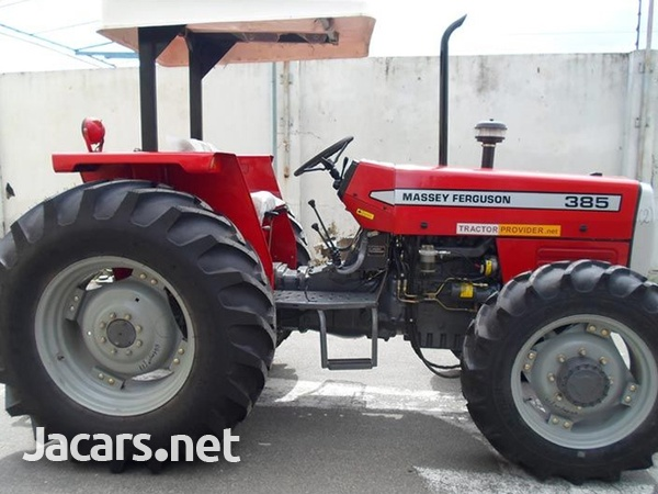 Brand New Model Massey Ferguson 385 4WD Tractors-4