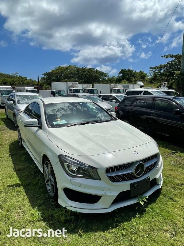 Mercedes-Benz CLA-Class 2,0L 2017-1