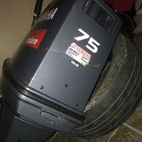 Yamaha 75hp Engine