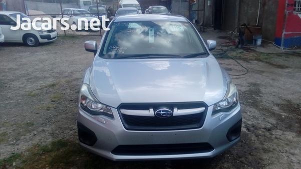 Subaru Impreza 1,5L 2013-2