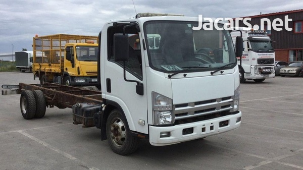 Isuzu NQR Cab and Chassis Truck 7.5T 2012-2
