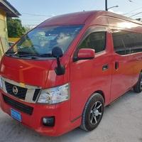 2014 Nissan caravan