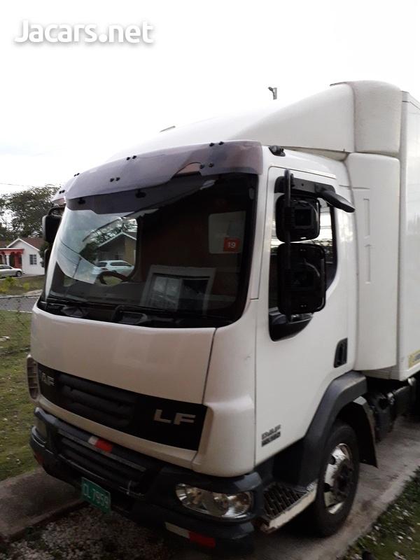 2008 Daf LF45 Refridgerated Truck-1