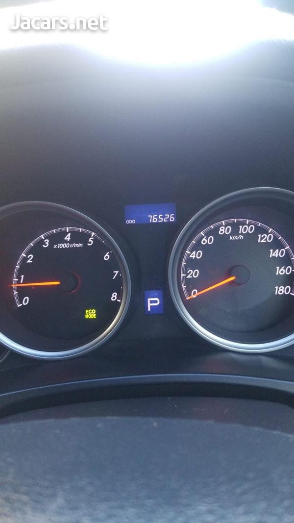 Toyota Mark X 2,5L 2015-12