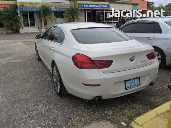 BMW 6-Series 4,0L 2014-4