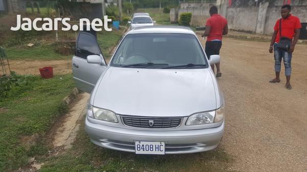 Toyota Corolla 1,5L 1999-6
