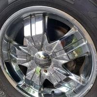 20 inch Rims & Tyres 285/50R20