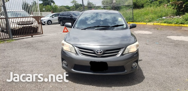 Toyota Corolla 1,8L 2013-8