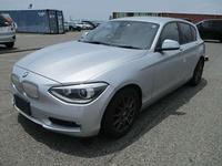 BMW 1-Series 1,5L 2014