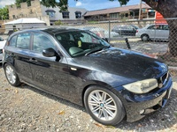 BMW 1-Series 1,4L 2011