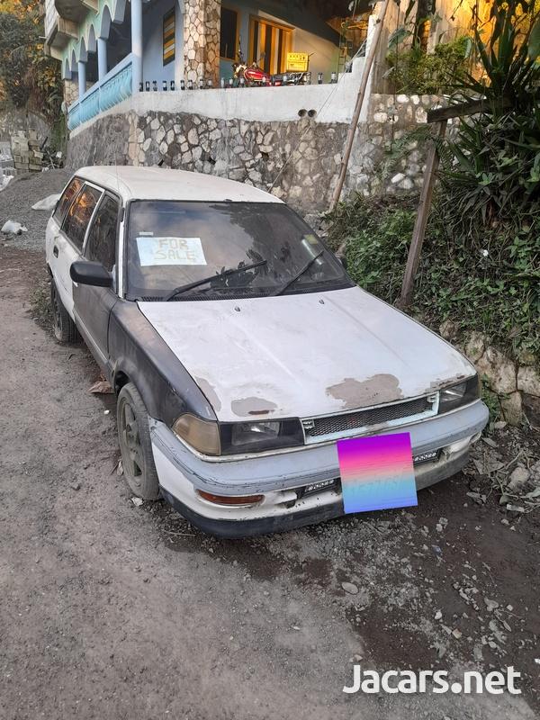 Toyota Corolla 1,6L 1990-1