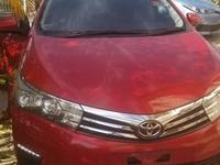 Toyota Corolla 1,8L 2015