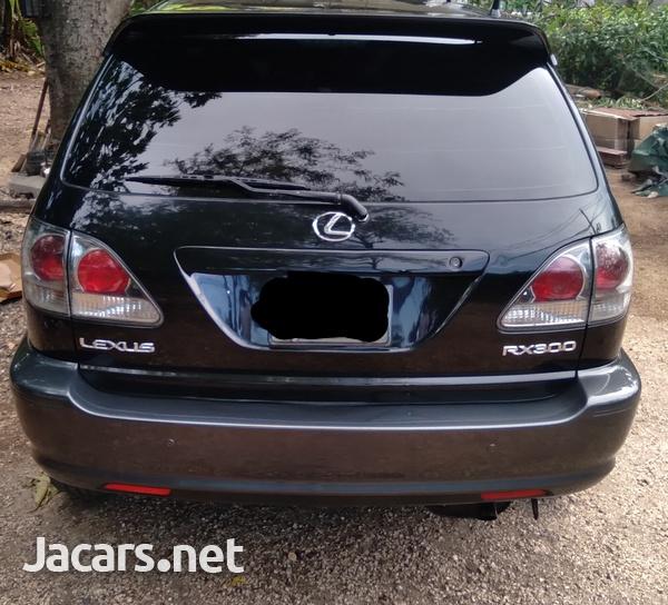 Lexus RX 2,4L 2002-3