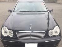 Mercedes-Benz C-Class 2,0L 2004